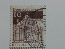 3 x German Stamps - 10 - 30 - 50