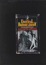 COMPLEAT-BOX SET. ALL SIX.UNIVERSAL HORROR LIBRARY. BOOKS.FILM TIE IN.VERY RARE