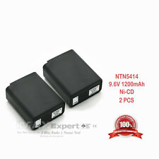 2x Ntn5414 Battery for Motorola Ht600 Ht800 Mt1000 P210