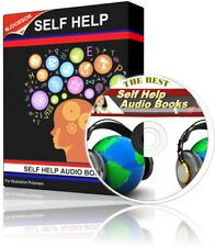 SELF HELP Self Improvement Audio Books With Full Resale Resell Rights MP3/DVD
