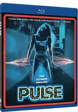 PULSE (Cliff De Young) - BLU RAY - Region free