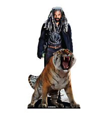EZEKIEL SHIVA TIGER THE WALKING DEAD LIFESIZE CARDBOARD STANDUP STANDEE CUTOUT
