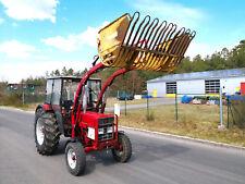 IHC 633 S mit Frontlader, Kabine, TÜV, guter Zustand Traktor Schlepper Case