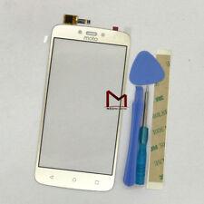 For Motorola Moto C Plus XT1721 Gold Touch Screen Digitizer Glass Lens & Tools