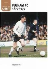 Fulham Football Club 1879-1979 by Roger White, Book, New  (Paperback)