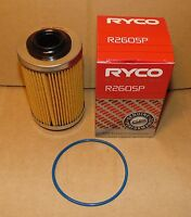 R2605P RYCO Oil Filter for Holden VZ VE VF Alloytec V6 Commodore Adventra SV6