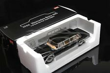 Diecast Car Model Sun Star 1966 Mercedes-Benz 600 1:18 (Black) + GIFT!!!!!