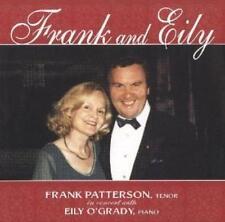 FRANK PATTERSON & EILY O'GRADY  - DANNY BOY - FIELDS OF ATHENRY  BRAND NEW  CD
