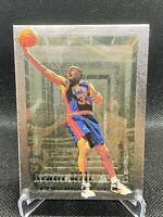 1994-95 Grant Hill Embossed Rookie Card Detroit Pistons #103 FOIL