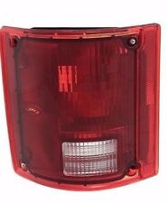 FLEETWOOD EXCURSION 2002 2003 2004 LEFT TAILLIGHT TAIL LIGHT REAR LAMP RV