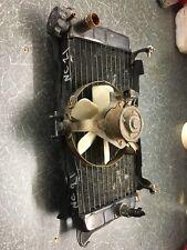 Honda Vfr 400 Nc21 Oem Radiator With Cooling Fan
