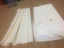 Curtains for Boat/Caravan /motorhome, Stunning heavy satin Jaquard 53W x 27.5L