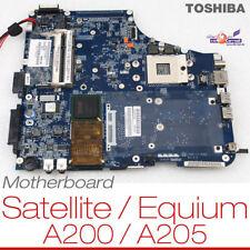 MOTHERBOARD TOSHIBA K000051480 SATELLITE EQUIUM A200 A205 HAUPTPLATINE S479 005