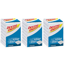 Dextro ENERGY : Classic -Pack of 3 -Made in Germany 138g-FREE SHIPPING