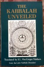 The Kabbalah Unveiled by S. L. Mathers.