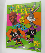 Space Jam Giant Sized Coloring Book Unused Landoll's 90s Vintage No Poster