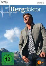3 DVDs * DER BERGDOKTOR - STAFFEL 8 # NEU OVP §