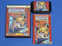 Dragon Slayer The Legend Of Heroes Mega Drive SEGA GENESIS Import Japan