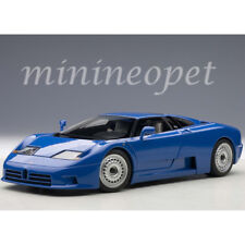 AUTOart 70976 BUGATTI EB110 GT 1/18 MODEL CAR BLUE
