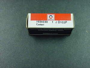 ACDelco D103P Contact Set 1966 - 1973 TRIUMPH GT6 & SPITFIRE
