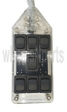 AVS Switch Box 7 Clear Air Ride Suspension Rocker Controller Valves Bags System