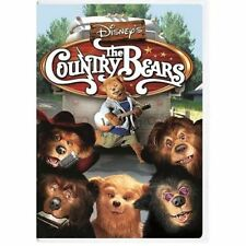 Disney's The Country Bears 0786936202137 With Christopher Walken DVD Region 1