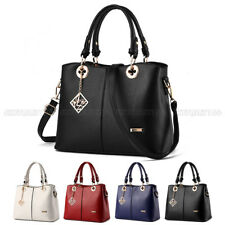 Fashion Leather Women Handbag Shoulder Bags Lady Tote Purse Hobo Bag Satchel