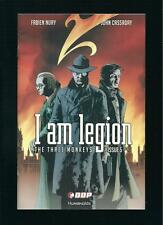 I am légion < the three Monkeys > us DDP BD vol 1 # 5of6/'09 paperpack