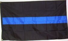 Blue Line Boat Flag