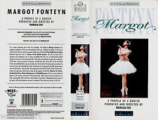 """VHS - """" Margot FONTEYN - A Profile of a Dancer """" (1990) - Ballett"""