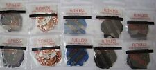 10 Packets, New Ruthless Extra Strong Darts Flights Pack #2
