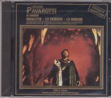Luciano Pavarotti in Concert (CD, Aug-1994, Madacy) - 1207