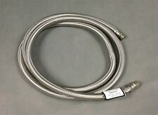 Electrolux Frigidaire 5308815072 6ft Stainless Steel Ice Maker Connector/Hose