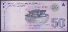 NICARAGUA - 50  CORDOBAS  (L. 2007) 2009  UNC - P  203