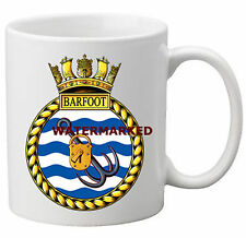 HMS BARFOOT COFFEE MUG