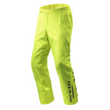 Motorcycle Rev'it Acid 2 H2o Rain Trousers WP Yellow XL UK
