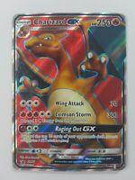 Charizard GX SM60 Ultra Rare Holo Black Star Promo Burning Shadows Pokemon Card