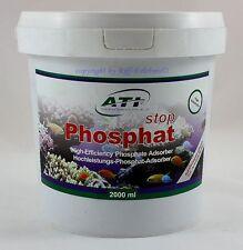 ATI PHOSPHATE STOP 2000 ml Phosphate Absorbeur Pour-douce et eau de mer 14,45 €/L
