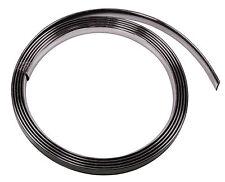 20890 Profilo adesivo cromato nero 4 m 14 mm 1pz