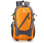 35L Waterproof Sports Backpack School bag Camping Hiking Travel Bag Daypack New
