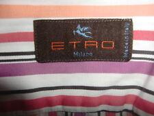 "Etro Milano Hemd _ Top Wie Neu_ "" made in Italy "" !!!!"