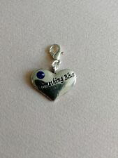 Something Blue Wedding Charm