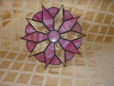 Large Multi Shade Pink Suncatcher