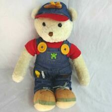 "Teddy Bear Gund Baby Plush Toy Doll 18"" Stuffed Animal 5785 Teach Me Educational"