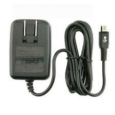 Home Charger Mini-Usb Port Oem Power Adapter Wall Ac Plug Black for Cellphones
