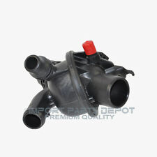 Engine Coolant Thermostat + Housing + Sensor BMW 528i 740Li 740i 2011-2012