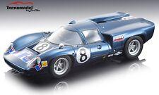 1968 Lola T70 MK3 #8 24Hrs of Daytona Tecnomodel 1:18 PRE-ORDER LE 1 of 50