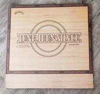Jefferson Airplane Long John Silver Cigar Box LP Record Sealed Vinyl