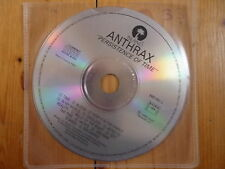 Anthrax - Persistence of Time ISLAND CD 1990