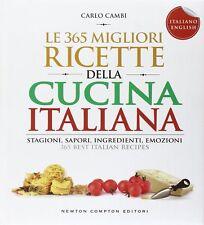 9788854180215 Cambi 365 migliori ricette della cucina Italia Newton